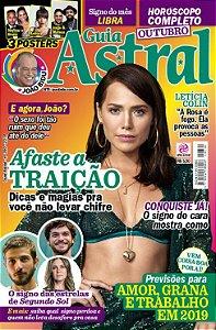 GUIA ASTRAL - EDIÇÃO 390 (2018)