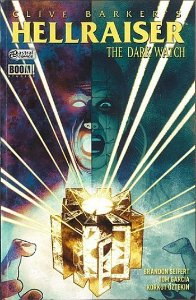 HELLRAISER: THE DARK WATCH - O CUBO - 1