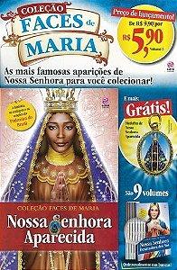 COLEÇÃO FACES DE MARIA - VOLUMES