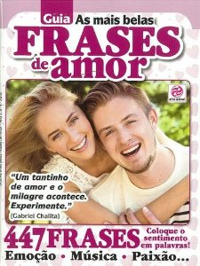GUIA AS MAIS BELAS FRASES DE AMOR - 4 (2015)
