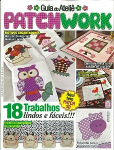 GUIA DO ATELIÊ PATCHWORK - 20 (2015)