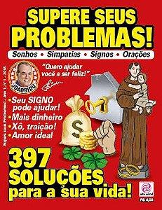 SUPERE SEUS PROBLEMAS! - 1 (2015)