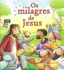 GUIA DE HISTÓRIAS DA BÍBLIA - OS MILAGRES DE JESUS