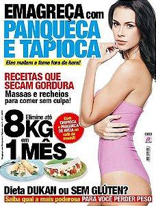 EMAGREÇA COM PANQUECA E TAPIOCA - 1 (2015)