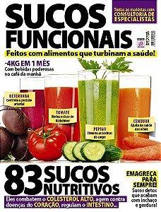 SUCOS FUNCIONAIS - 1 (2015)