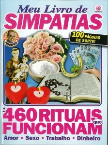 MEU LIVRO DE SIMPATIAS - 1 (2015)