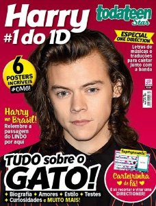 TODATEEN STAR 5 - HARRY STYLES (2015)
