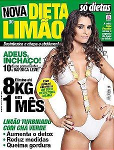 SÓ DIETAS - 48 NOVA DIETA DO LIMÃO (2015)