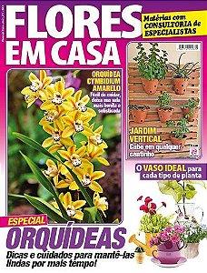 FLORES EM CASA - 1 (2015)