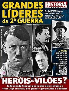 HISTÓRIA EM FOCO - GRANDES LÍDERES DA SEGUNDA GUERRA - 1 (2015)