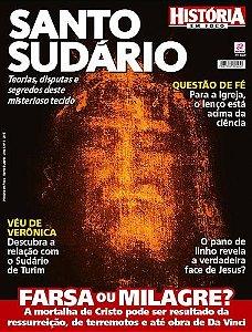 HISTÓRIA EM FOCO - SANTO SUDÁRIO - 1 (2015)
