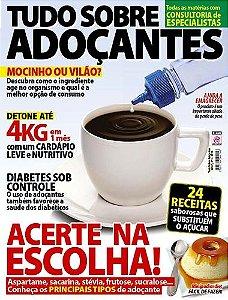 TUDO SOBRE ADOÇANTES - 1 (2015)