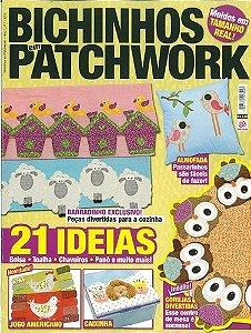 BICHINHOS EM PATCHWORK - 1 (2015)