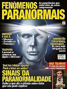 FENÔMENOS PARANORMAIS - 1 (2015)