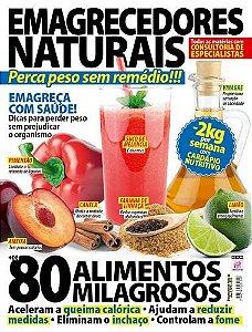 EMAGRECEDORES NATURAIS - 8 (2015)