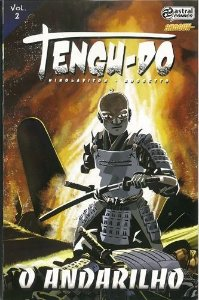 Tengu-Do - O Andarilho - Volume 2