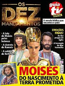 GUIA DA TEVÊ ESPECIAL 16 - OS DEZ MANDAMENTOS (2015)
