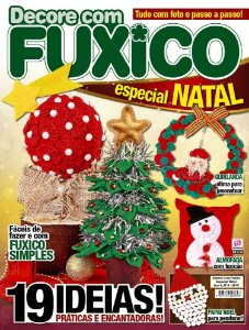 DECORE COM FUXICO ESPECIAL NATAL - 4 (2015)