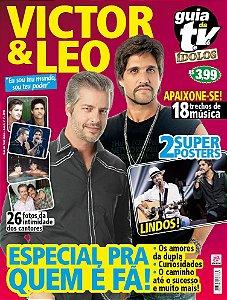 GUIA DA TEVÊ ÍDOLOS 7 - VICTOR & LEO (2015)