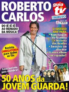 GUIA DA TEVÊ TRIBUTO 4 - ROBERTO CARLOS (2015)