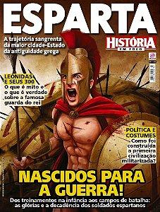 HISTÓRIA EM FOCO - ESPARTA 1 (2015)