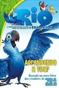 RIO - APRENDENDO A VOAR - LIVRO