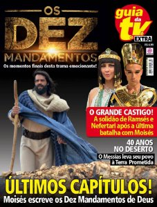 GUIA DA TEVÊ EXTRA 6 - OS DEZ MANDAMENTOS (2015)