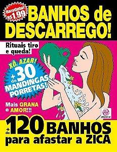 BANHOS DE DESCARREGO! - 2 (2015)