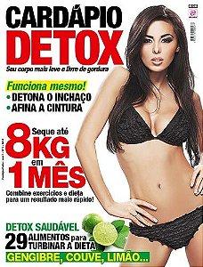 CARDÁPIO DETOX - 1 (2015)