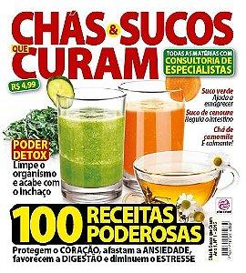 CHÁS & SUCOS QUE CURAM - 1 (2015)