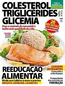 COLESTEROL TRIGLICÉRIDES GLICEMIA - 1 (2015)
