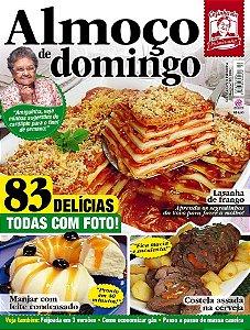 COZINHA DA VOVÓ PALMIRINHA 22 - ALMOÇO DE DOMINGO (2015)