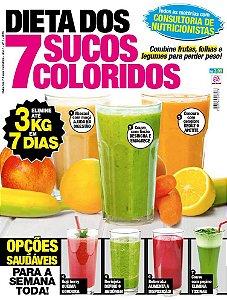 DIETA DOS 7 SUCOS COLORIDOS - 1 (2015)
