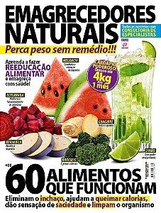 EMAGRECEDORES NATURAIS - 9 (2015)