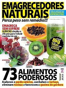 EMAGRECEDORES NATURAIS - 10 (2015)