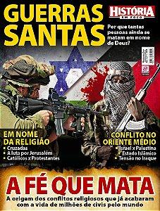 HISTÓRIA EM FOCO GUERRAS SANTAS - 1 (2015)