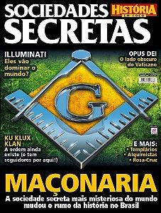HISTÓRIA EM FOCO - SOCIEDADES SECRETAS - 4 (2015)