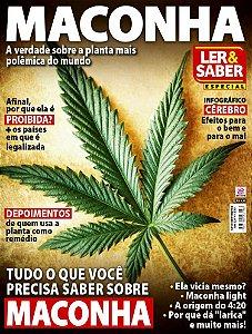 LER & SABER ESPECIAL 4 - MACONHA (2015)