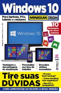MINIGUIA TECH WINDOWS 10 - 1 (2015)