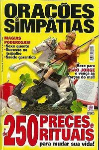 ORAÇÕES & SIMPATIAS - 4 (2015)