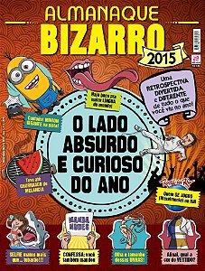 ALMANAQUE BIZARRO 2015 - 1