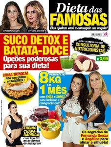 DIETA DAS FAMOSAS - 1 (2015)