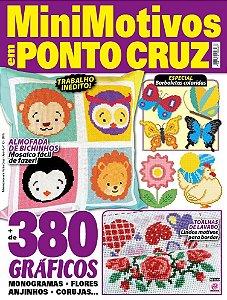 MINIMOTIVOS EM PONTO CRUZ - 10 (2015)