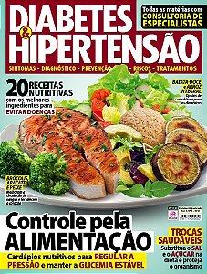 DIABETES & HIPERTENSÃO - 1 (2016)
