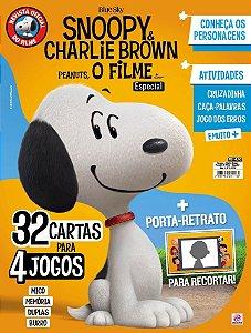 SNOOPY E CHARLIE BROWN - PEANUTS - O FILME - ESPECIAL - 1 (2016)