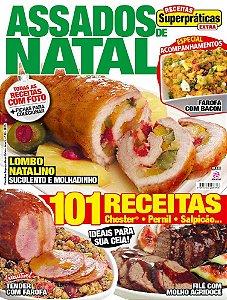 RECEITAS SUPERPRÁTICAS EXTRA - 18 ASSADOS DE NATAL (2015)
