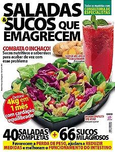 SALADAS & SUCOS QUE EMAGRECEM - 5 (2015)