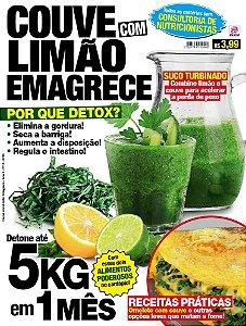 COUVE COM LIMÃO EMAGRECE - 2 (2016)