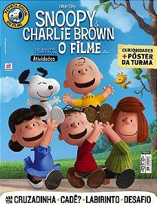 SNOOPY E CHARLIE BROWN - PEANUTS - O FILME - ATIVIDADES - 1 (2016)