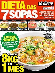 SÓ DIETAS - 50 DIETA DAS 7 SOPAS (2015)